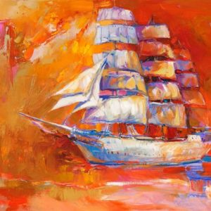 The Sailing Ship 3